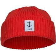 Resteröds Smula Hat Rød økologisk bomull One Size