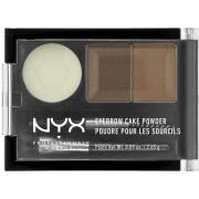 NYX PROFESSIONAL MAKEUP Eyebrow Cake Powder Blonde
