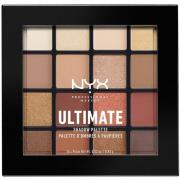 NYX PROFESSIONAL MAKEUP Ultimate Shadow Palette Warm Neutral