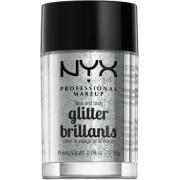 NYX PROFESSIONAL MAKEUP Face & Body Glitter - Ice
