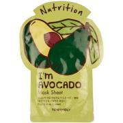 Tonymoly I am Avocado Mask Sheet