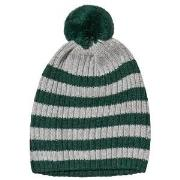 Lillelam Hat Rib Stripes Green 48/50 cm