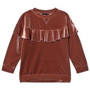 Petit by Sofie Schnoor Old Rose Sweatshirt 104 cm