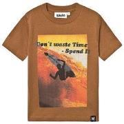 Molo T-shirts SS Rezin Sunset Surf 98 cm (2-3 år)