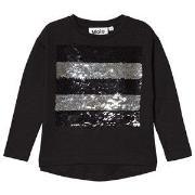 Molo Rejoice T-Shirt Black 98 cm (2-3 år)