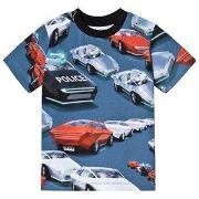 Molo Ralphie T-Shirt Self-Driving Cars 92 cm (1,5-2 år)