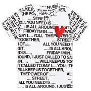 Molo Road T-Shirt Love Song 92 cm (1,5-2 år)