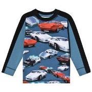 Molo Raso T-Shirt Self-Driving Cars 92 cm (1,5-2 år)