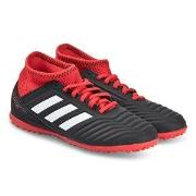 adidas Performance Black and Red Predator 18.3 Turf Soccer Boots 28 (U...